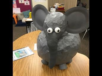 1st grade Zoo Animals!