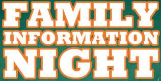 Japanese Immersion Information Night for 8th Grade Parents