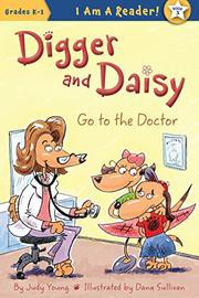 Digger and Daisy Series by Judy Young