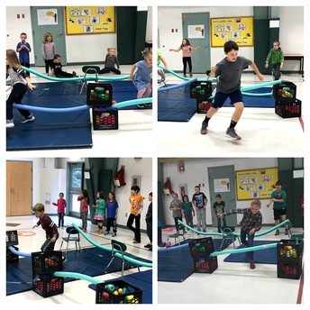 Wellness Obstacle Course