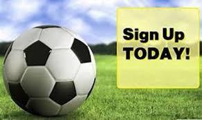 Spring Soccer Signups