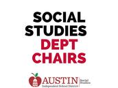 SS HS Department Chair Meeting #2
