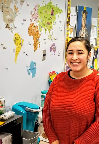 Featured Teacher- Lizbeth Feliciano from High Plain Elementary