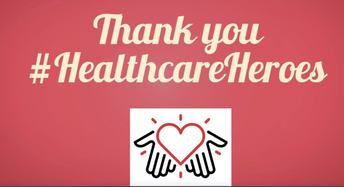 Ways to Thank Front-line Health Care Heroes