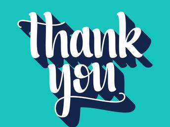 Thank You, Madison Custodians!