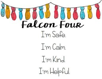Falcon Four