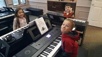Wondering if your child is ready to learn the piano?