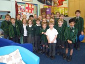 Pupil Voice Visit Spinfield School in Marlow