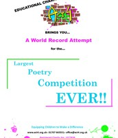 Act 4's Largest Poetry Competition EVER!
