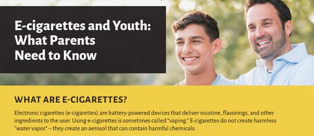 E-Cigarettes: What Parents Need to Know