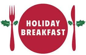 Volunteers needed for staff breakfast