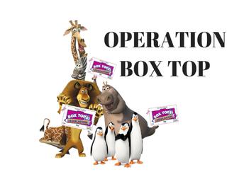 Box Top Contest: Round 2!