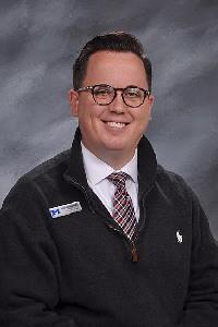 Principal: Mr. Nick Highsmith