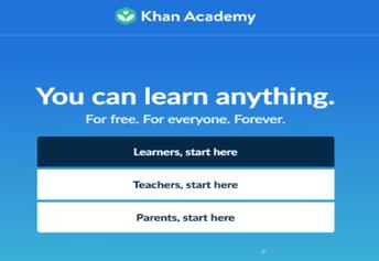 Kahn Academy Math
