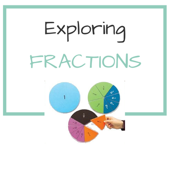 Exploring Fractions with Cathy Morris