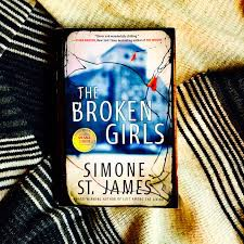 The Broken Girls by Simone St. James.