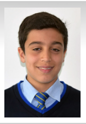 Celebrating Abdulla Anwar Alhammadi Grade 8