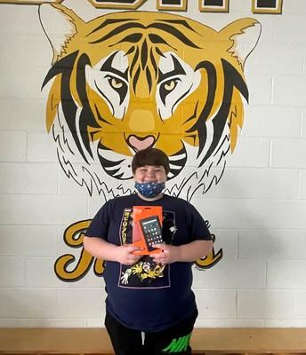 5th Grade Fire Tablet Winner