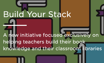 UPCOMING BUILD YOUR STACK EVENTS FROM NCTE