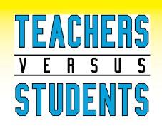 Academic League: Staff vs Students