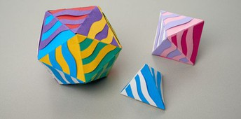 Tessellations and Geometry Folding