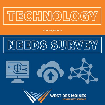 Technology Needs Survey graphic