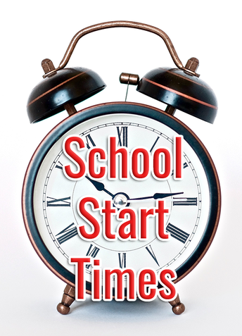 Advisory Committee to begin reviewing school start times