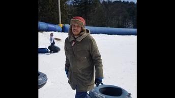 DSA goes snow tubing!