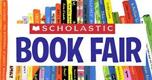 Scholastic Book Fair May 3 - 10
