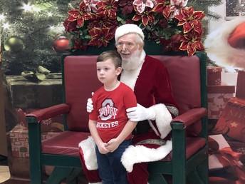 Loving That Santa Arrived at Ready!