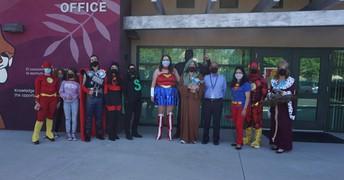 Valley Elementary Comic Con