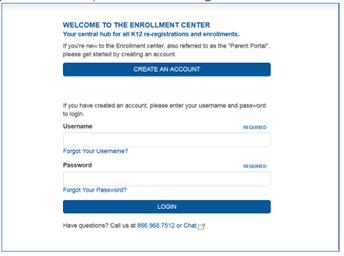 Parent Portal Re-registration!