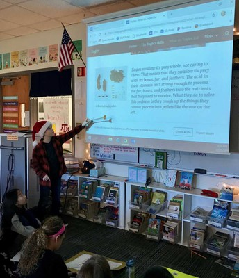 Presenting Student-Created Websites!