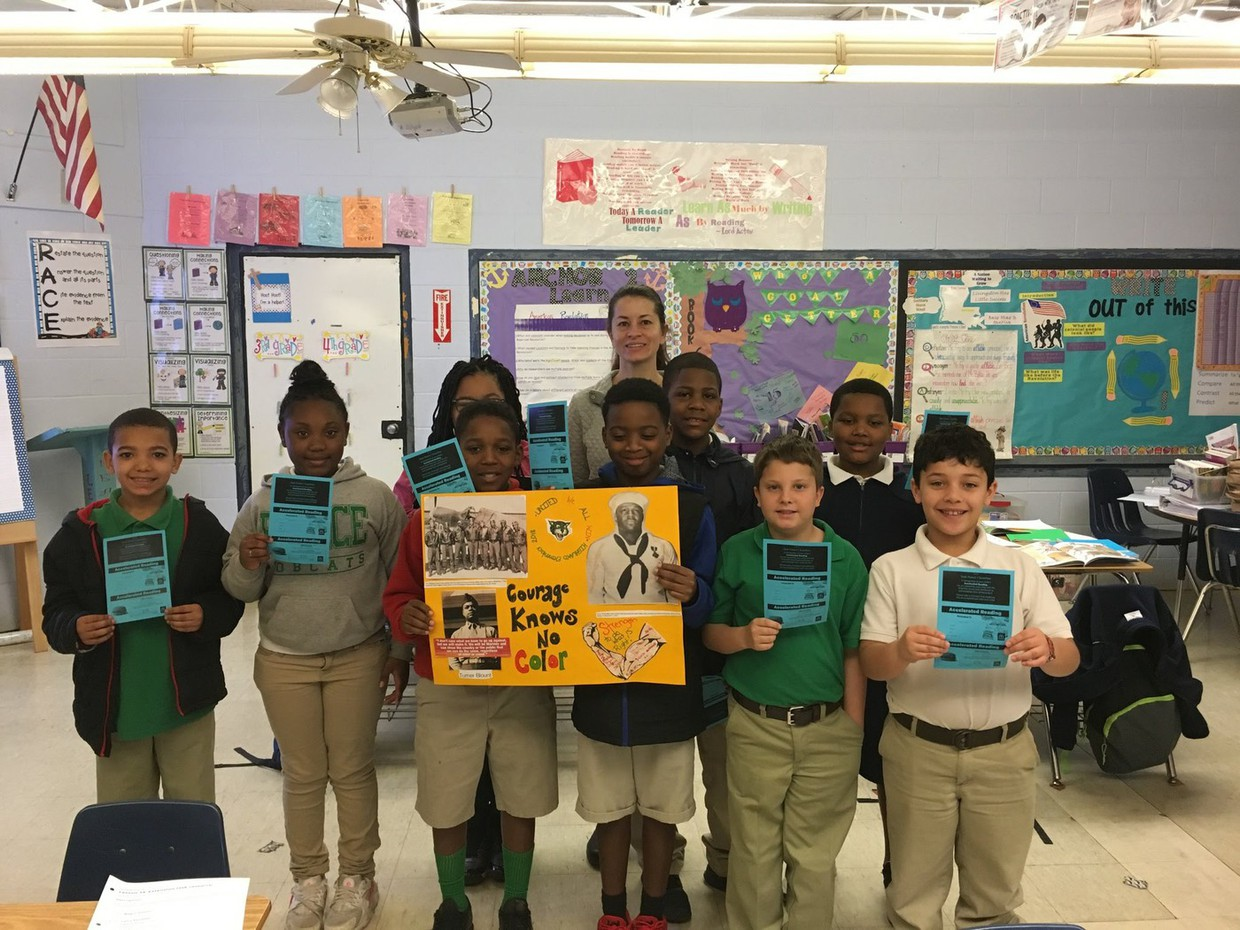 Highland's Black History Month Poster Contest