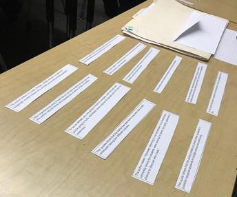 School-wide focus on writing
