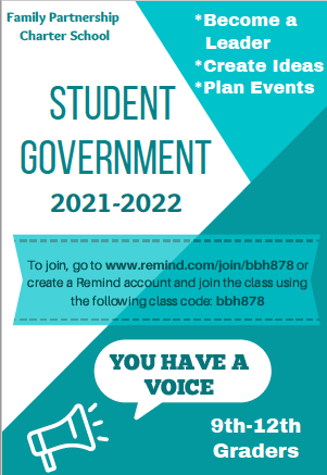 Join student Government Remind