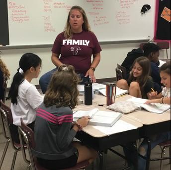 Pottsgrove Middle School Staff Profile - Mrs. Christine Henry, 6th Grade ELA