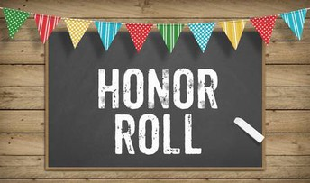 First Trimester Honor Roll