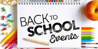 Summer & Back to School Events