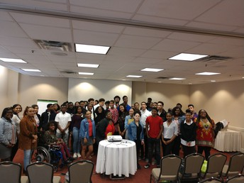 Donations and grants allow over 50 students to attend B.I.G. Youth Leadership conference at no cost!
