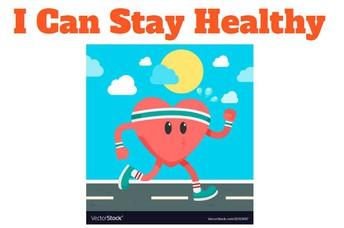 I Can Stay Healthy - Social Narrative