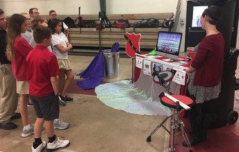 GWA Introduces Middle School Electives Expo