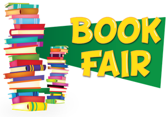Scholastic Spring Book Fair is here for one more week!