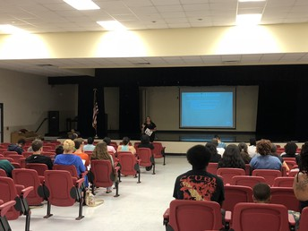 TMSA Financial Aid Parents Night for Seniors