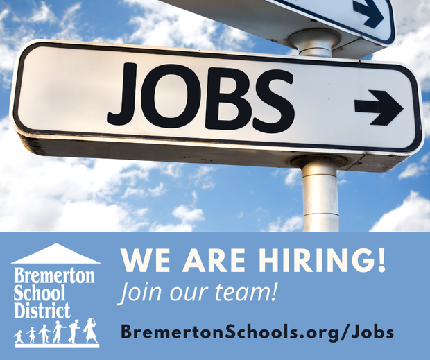 www.BremertonSchools.org/jobs
