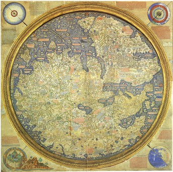 Historic Maps in the Middle School Classroom