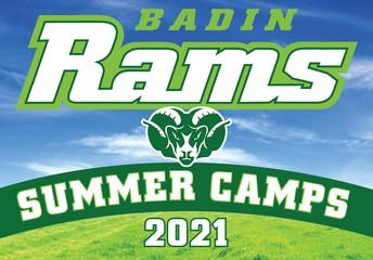 Badin Summer Camps