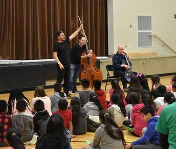 Project Trio Concert