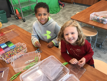 16 class visits to the Makerspace during non-recess times in November