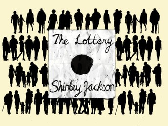 "November 1st  ""The Lottery"" by Shirley Jackson"